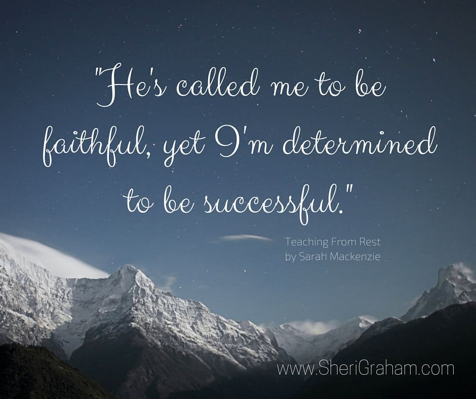 He Has Called Me To Be Faithful