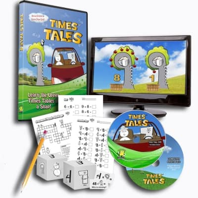 Help Your Kids Learn the Multiplication Facts With Stories!