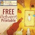 Jesus Storybook Bible Advent Printable