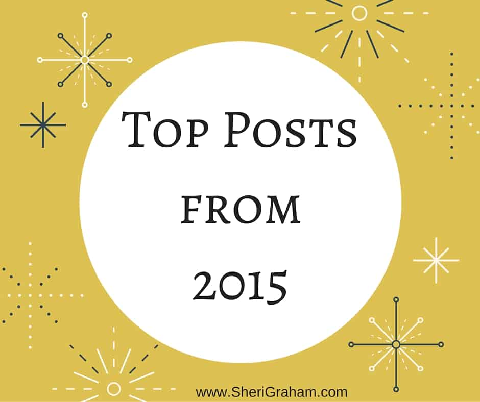 Top Posts from 2015