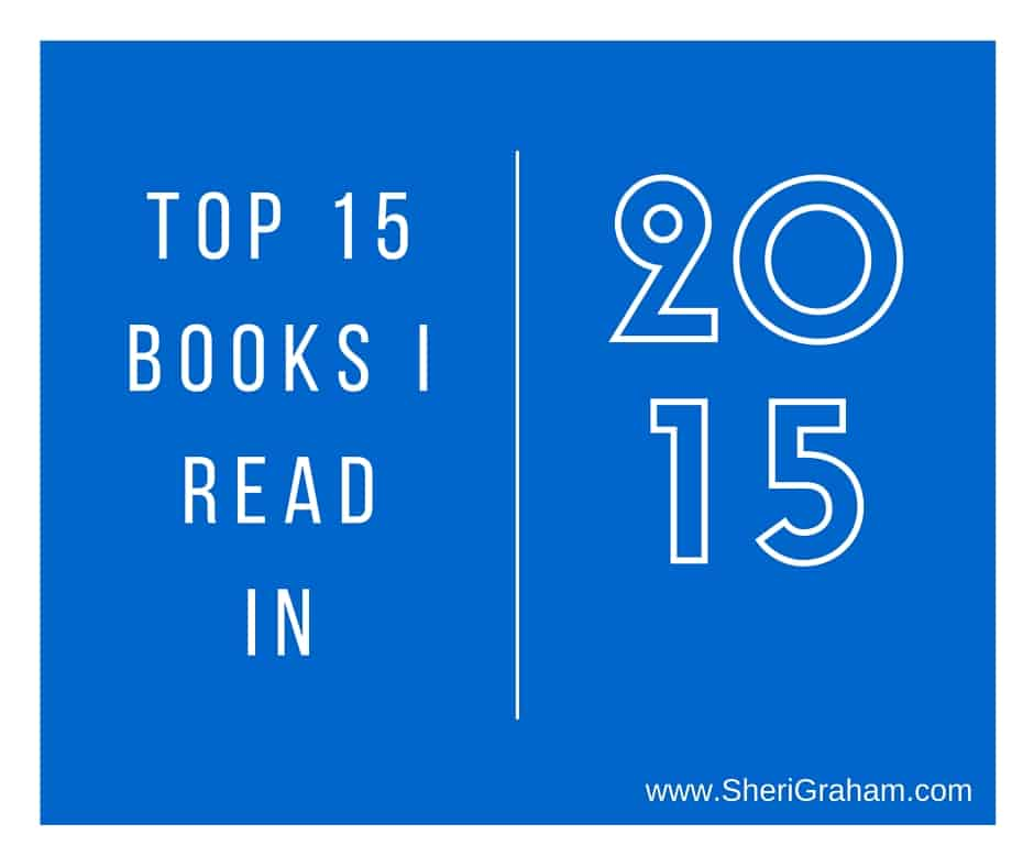 Top 15 Books I Read in 2015