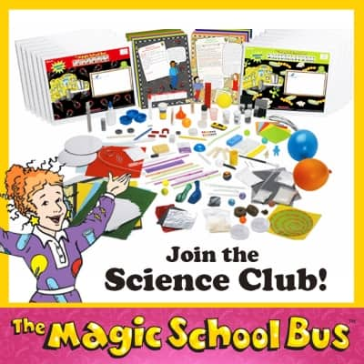 Magic School Bus Science Kits (My Review!)