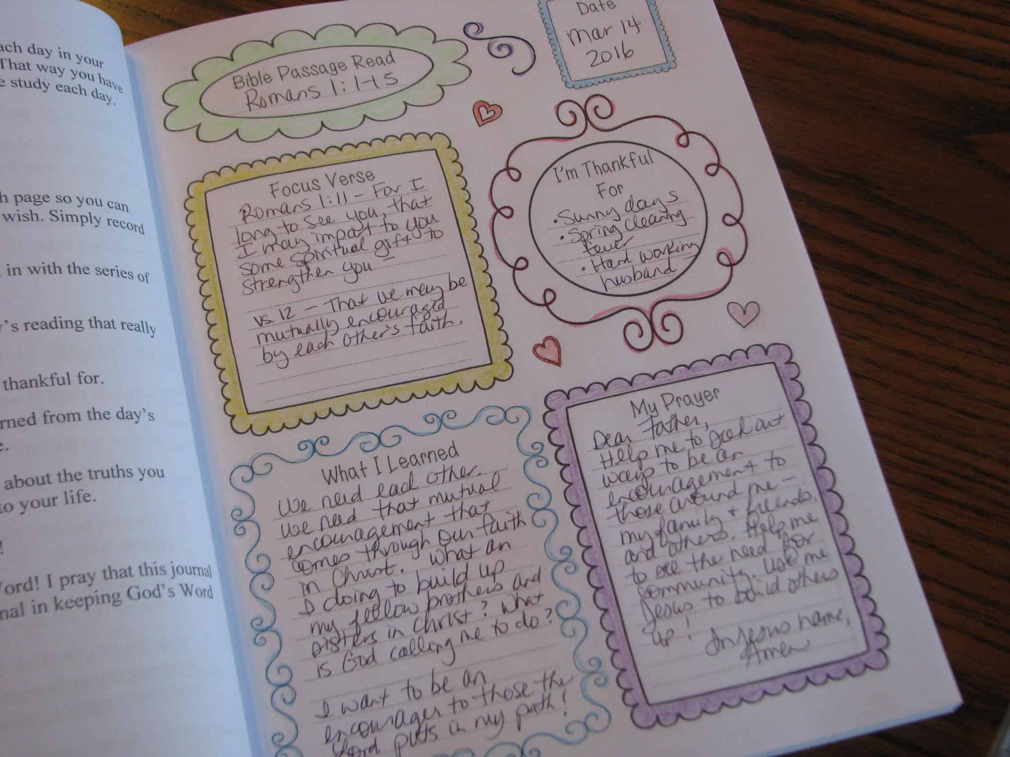 New Intentional Monthly Planner & Intentional Quiet Time Journal Books Now For Sale + A Peak at My Bible Study from Yesterday