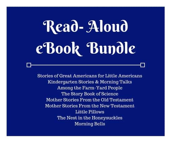 Read-Aloud Bundle (eBooks)