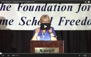Raising Children to Make a Difference (VIDEO)
