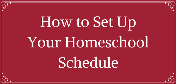Email Series Button - Homeschool Scheduling