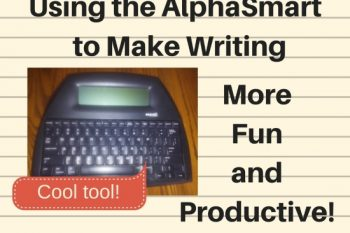 Use this tool to make writing fun and productive!