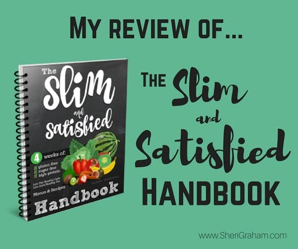 My review of The Slim and Satisfied Handbook