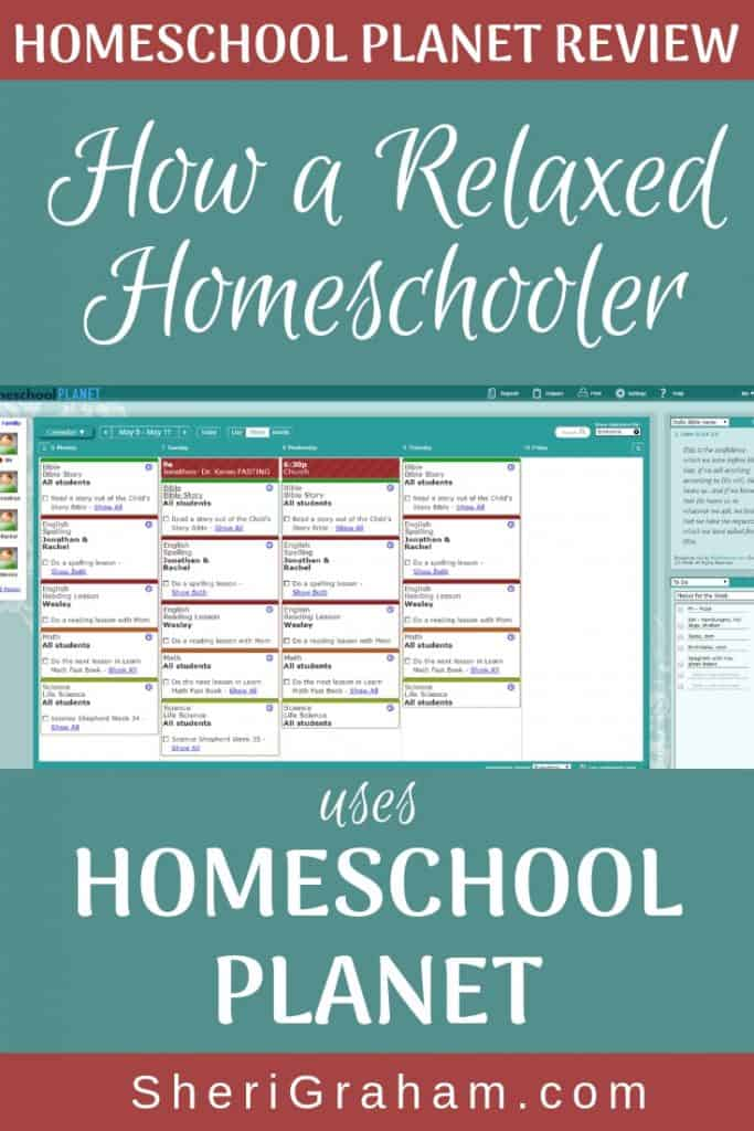 A Homeschool Planet Review by a Relaxed Homeschooler